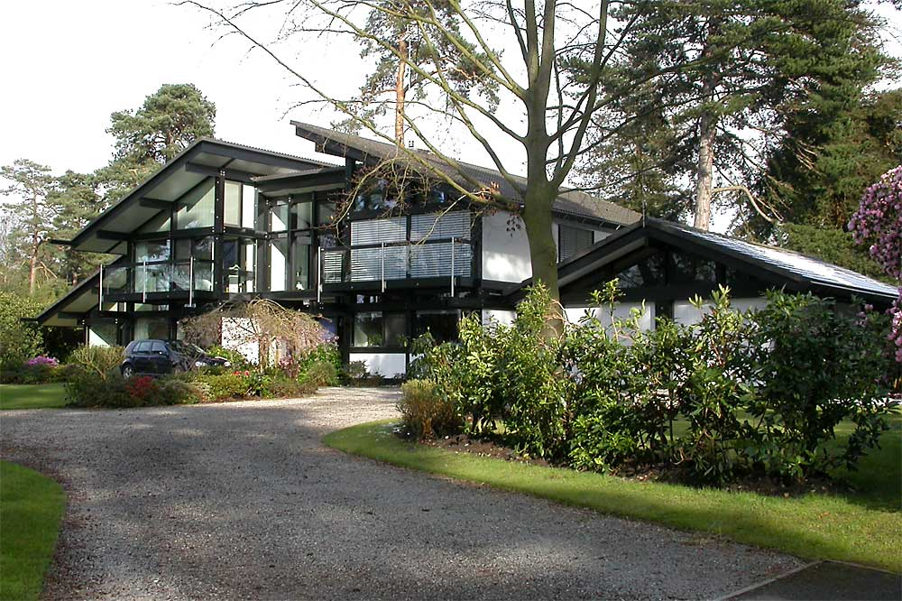 German houses haus and grand designs on pinterest - German prefab homes grand designs ...