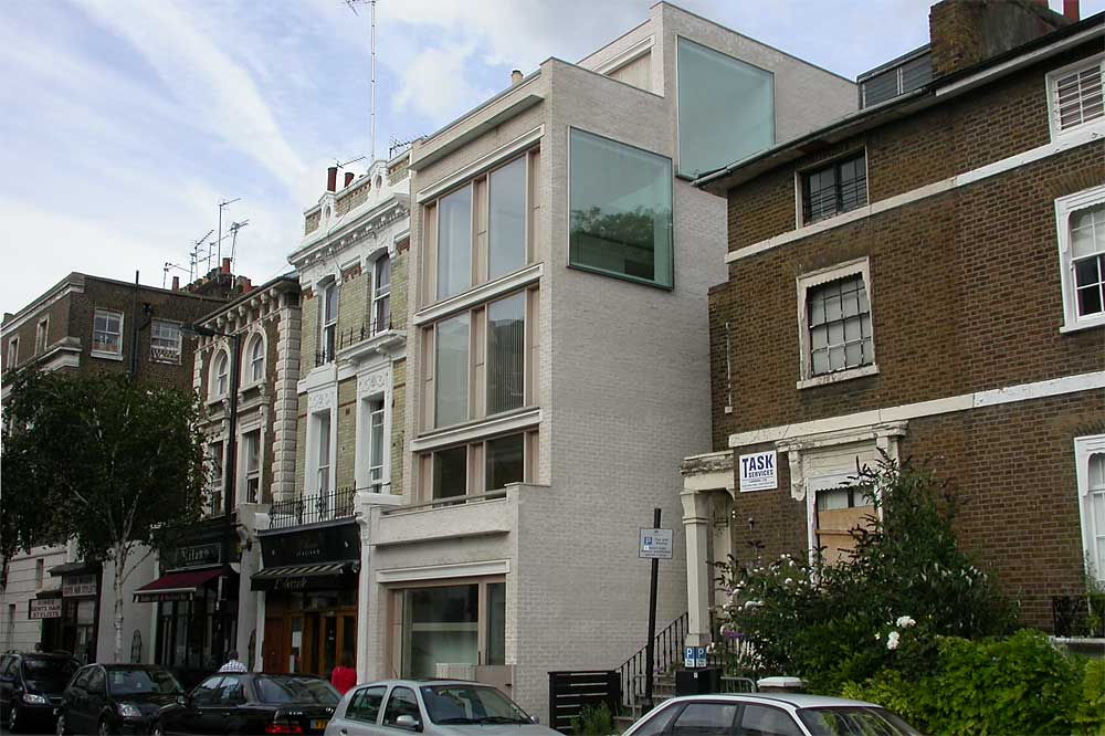 Some Modern Houses In The City Of Westminster