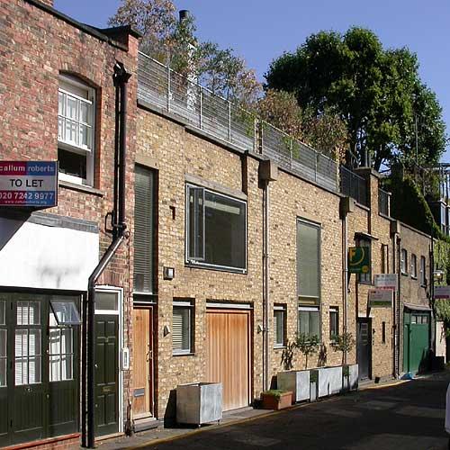 Modern Houses In Camden